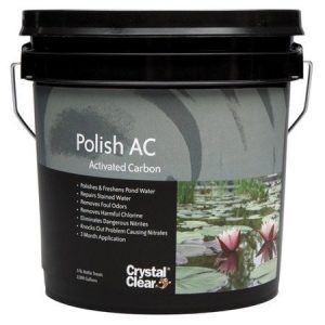 5 Lb Crystal Clear Carbon Polish Ac